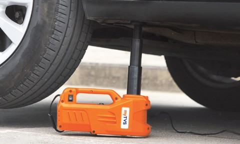 LIFT YOUR CAR EFFORTLESSLY WITH BEST ELECTRIC JACK