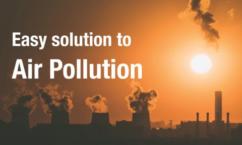 PRECAUTIONS TO PROTECT YOU & YOUR LOVED ONES FROM AIR POLLUTION.