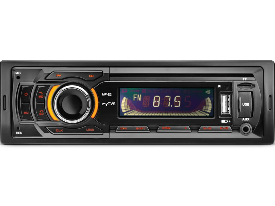 myTVS TMP-54 Dual USB MP3 Player for great music on the go