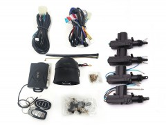myTVS 4 Door Car Central Locking System for any Car at lowest Price