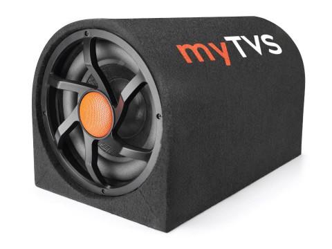 Buy online myTVS TBT 10D- Best D-Shape Subwoofer Active Bass Tube at Lowest Price.