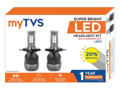 Buy online best LED car headlights/ LED car bulbs from myTVS at discount price.