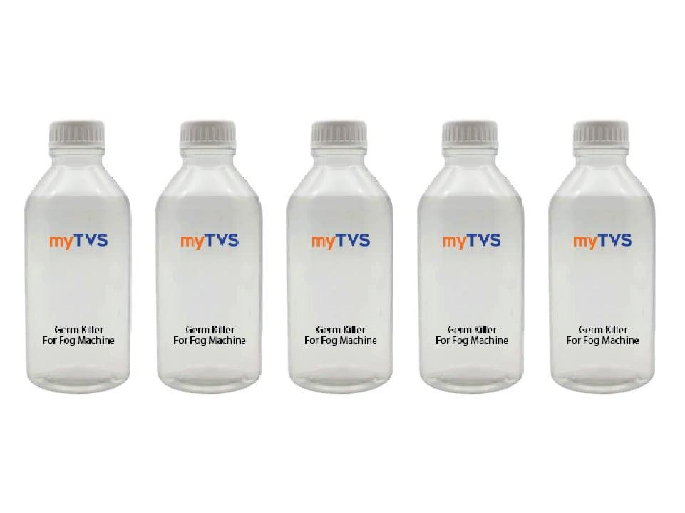 Buy online myTVS GK-2 200mL Multipurpose Germ Killer for Fog Machine (Car/Home/Office)