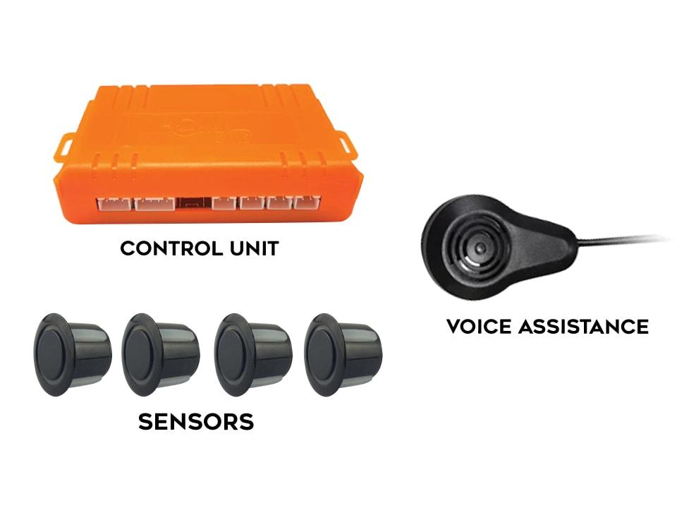 High Quality Car Reverse Parking Kit at Low Price - myTVS TPK-57